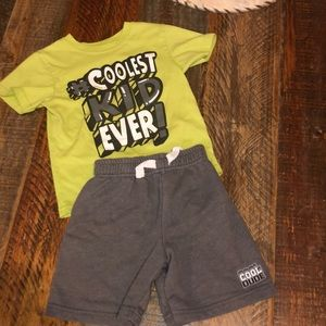 Coolest kid ever outfit